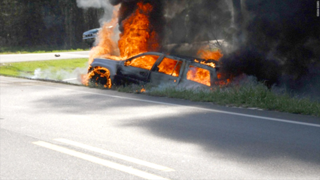 jeep cherokee fire