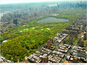 city parks new york