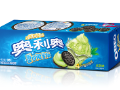 Big in China: Jumbo shrimp pizza and green tea Oreos