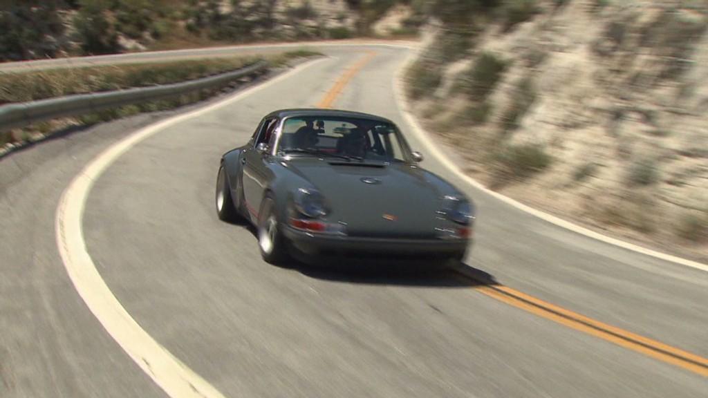 Inside a $350,000+ Porsche