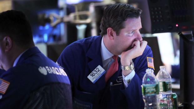 Stocks are down. Finally!