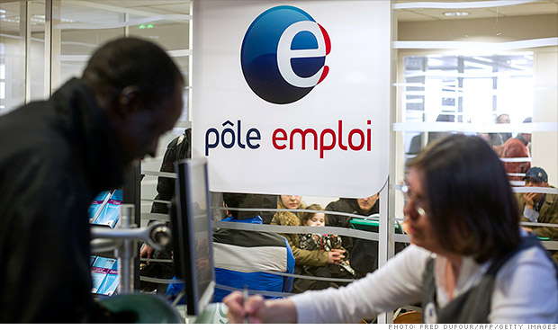 french unemployment