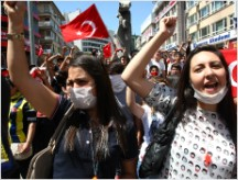 Turkey's markets rattled by unrest - Jun. 6, 2013