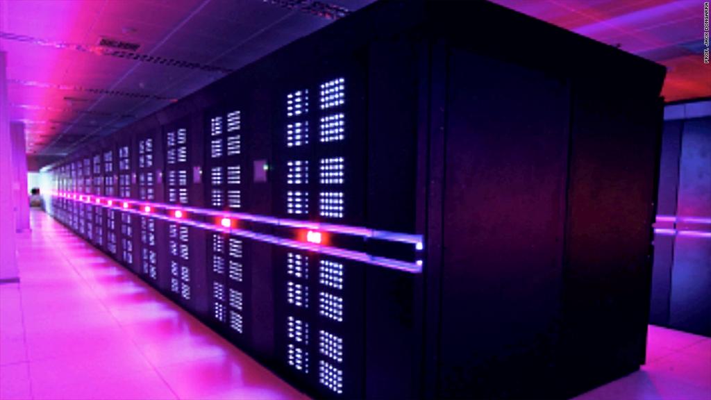 supercomputer t2