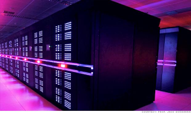 Por primera vez, una supercomputadora pasa la Prueba de Turing