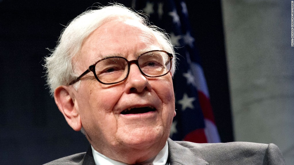 warren buffett auction