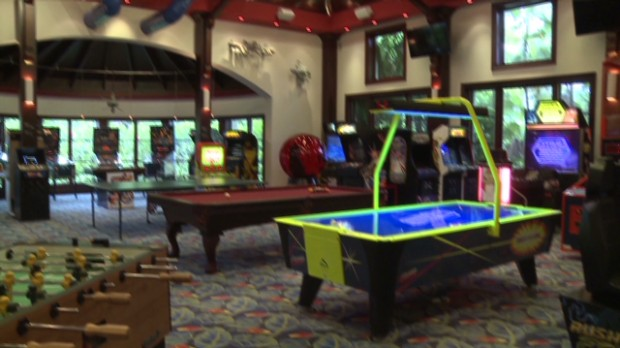 Man Cave Bar Games : The ultimate man cave video personal finance