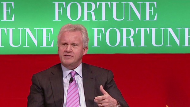 GE CEO: China will drive energy tech