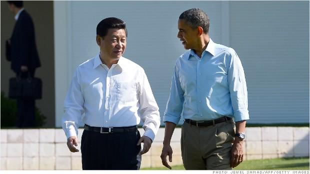 china xi obama