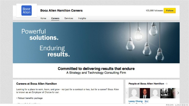 booz allen employee reviews