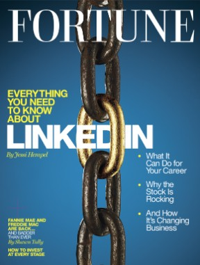 How LinkedIn is changing business