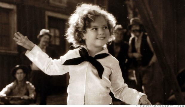 success at every stage shirley temple