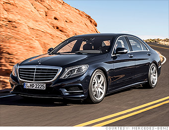Large Luxury Sedan Luxury Car Alternatives For Less Cnnmoney