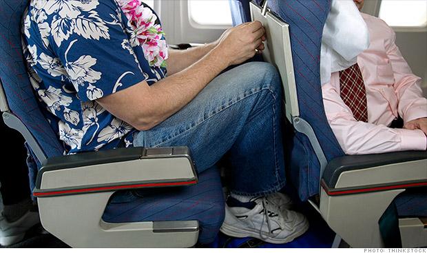 airline leg room