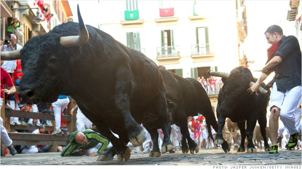 bull market wall street