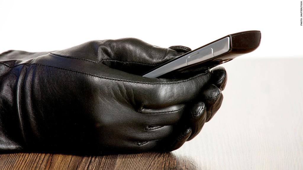 stolen smart phone