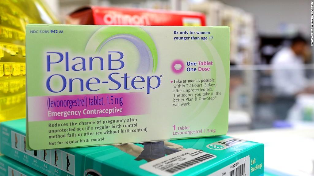 plan b contraceptive