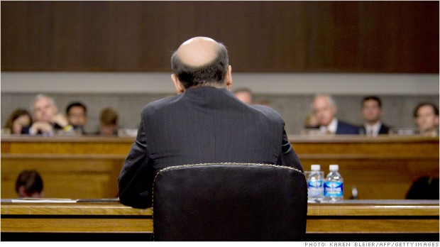 Bernanke won't act now