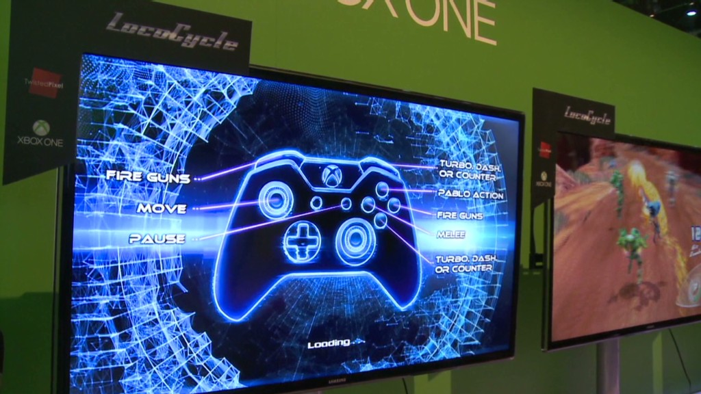 Innovative controllers missing at E3