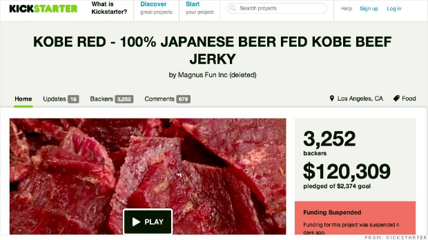 kickstarter scam