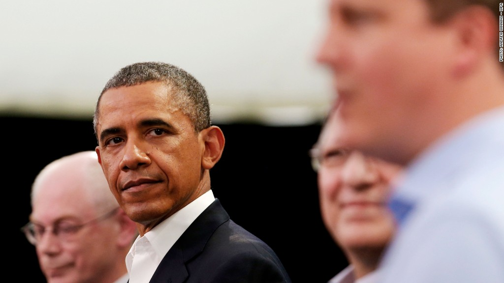 obama transatlantic free trade