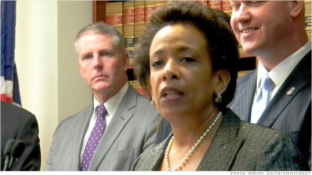 loretta lynch identity theft