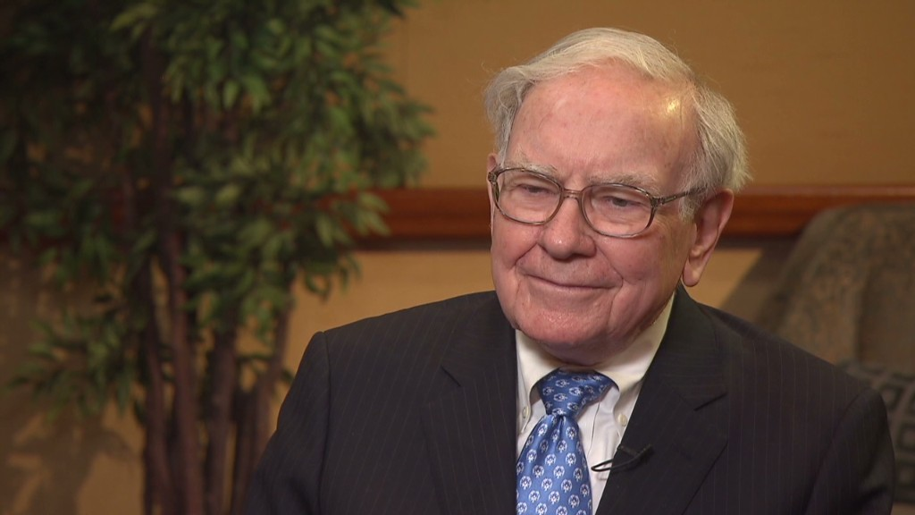 Warren Buffett: Bet on women