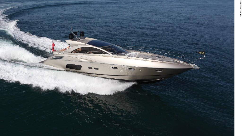 sunseeker yacht predator
