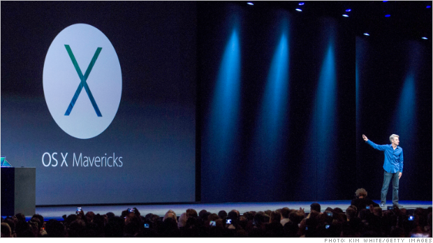apple OSX Mavericks