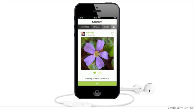 iphone app lytro