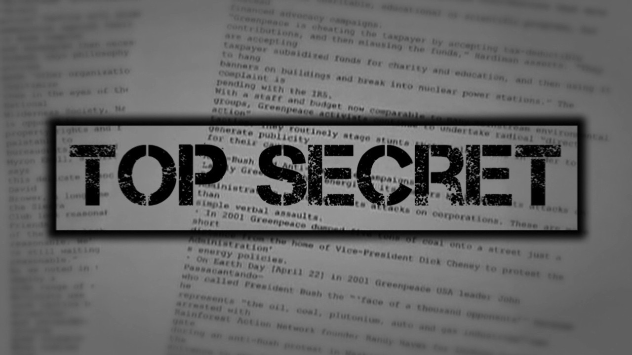 Too Many Have Top Secret Clearance Video Business News
