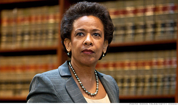 loretta lynch 711