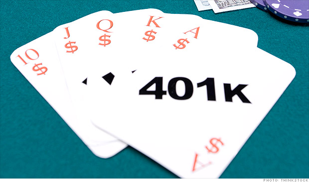 401k traditional roth