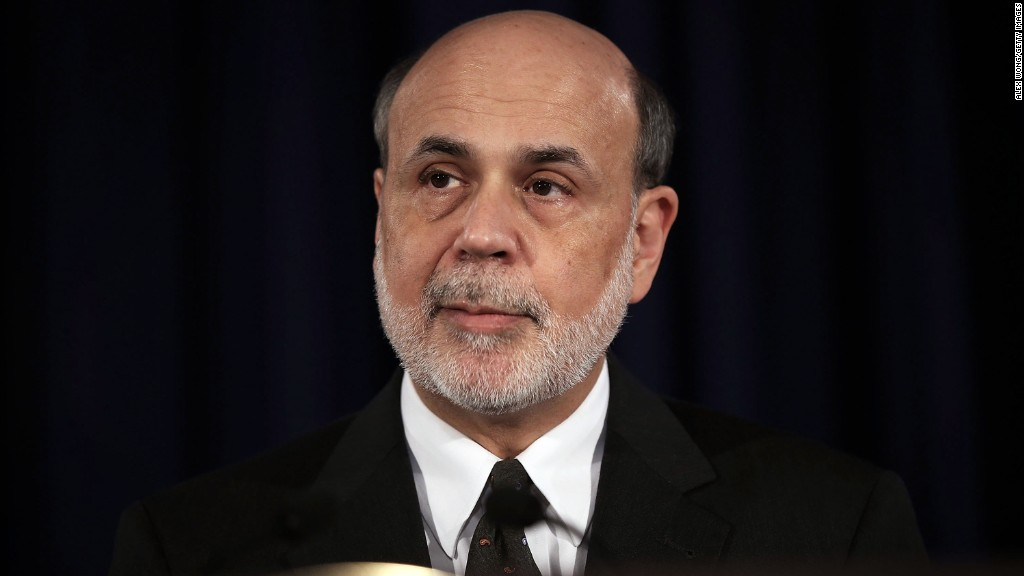 central bank stimulus bernanke