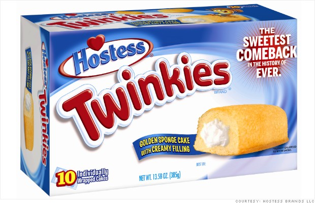 new twinkies box