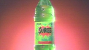 Hoping for a Surge soda comeback