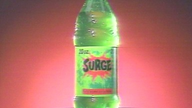 Surge soda: History and comeback