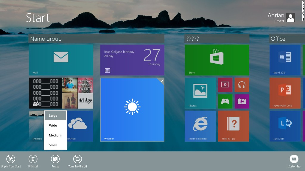 5 things we want for windows 9 jan 16 2014 for 16 window