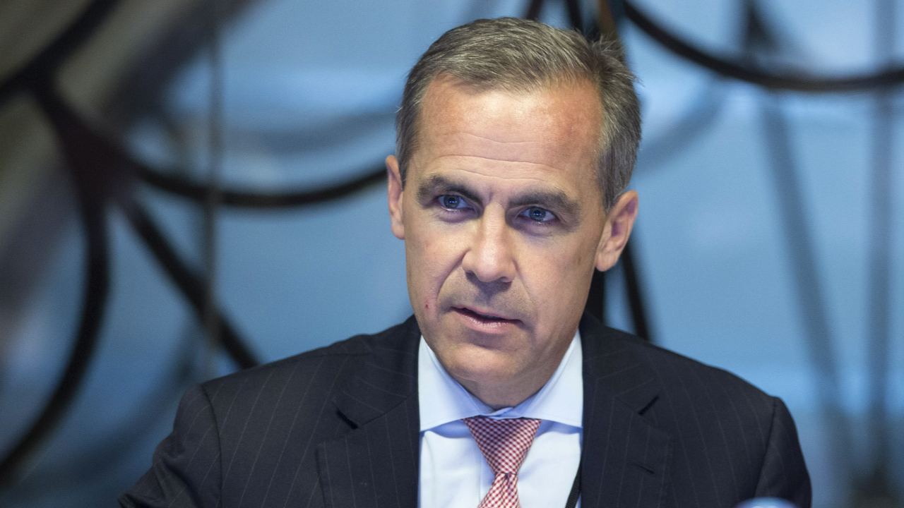 Alba Carney >> Supermark Mark Carney Joins Bank Of England Video Business News