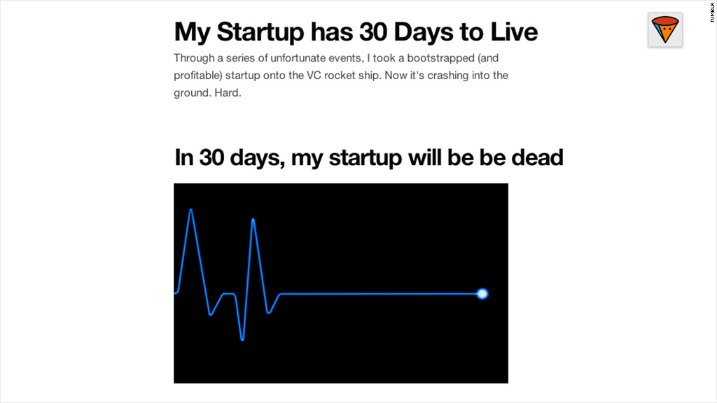 my start up 30 days