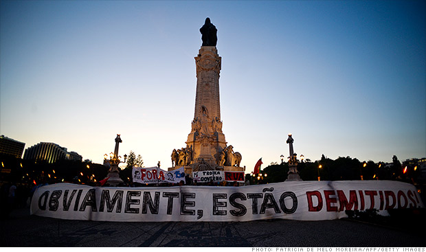 portugal government crisis