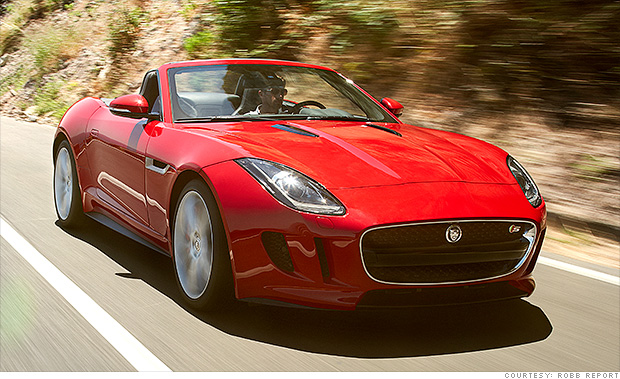 best of the best jaguar f type