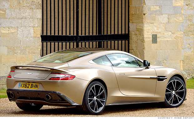 best of the best aston martin vanquish