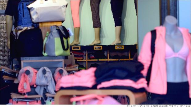 Lululemon Sued For See-through Yoga Pants
