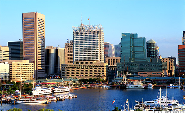 Cities With The Biggest Pay Hikes 2 Baltimore 2 Cnnmoney
