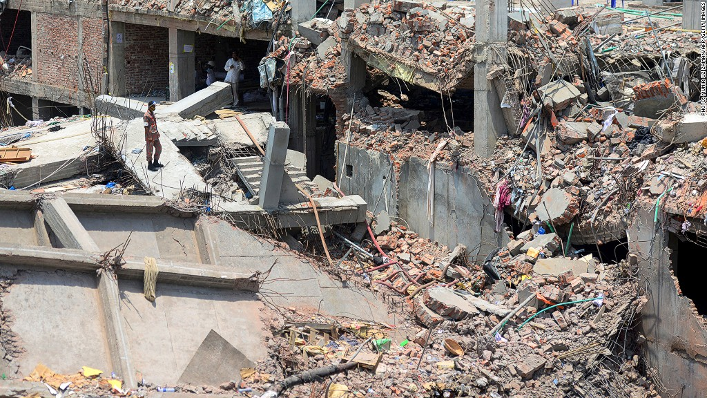 bangladesh factory collapse safety
