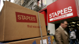 Staples merging online, bricks and mortar