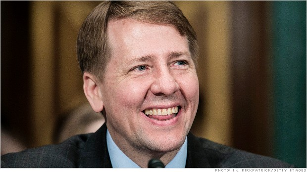 richard cordray confirmation