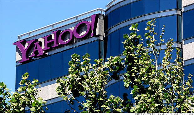 yahoo earnings report