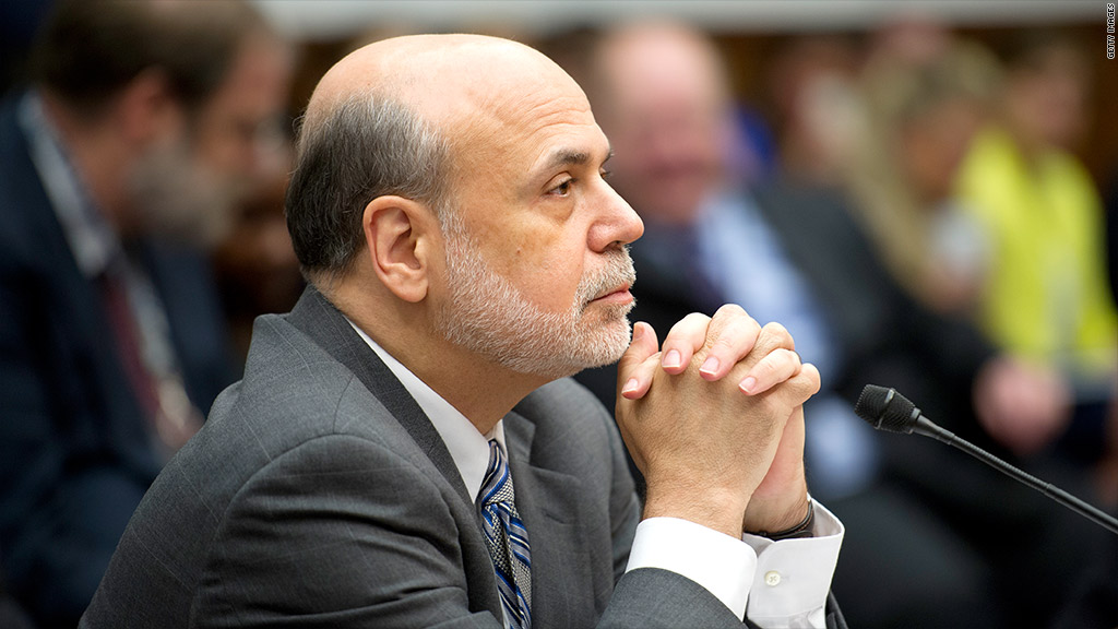bernanke congress